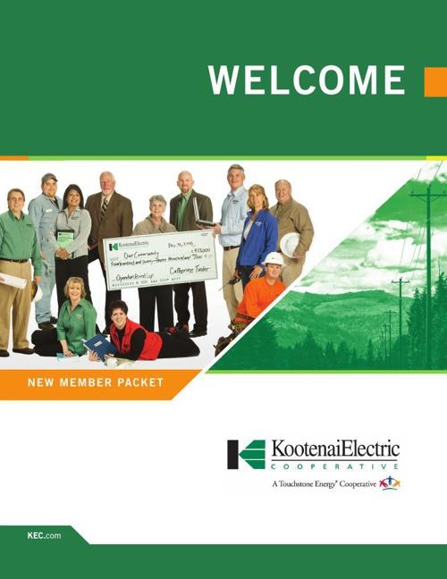 KEC New Member Packet