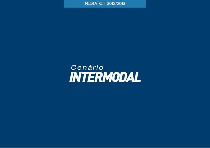 Midia Kit - Cenário Intermodal