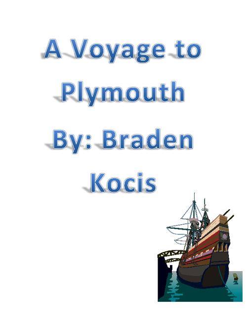 Braden's Pilgrim Book