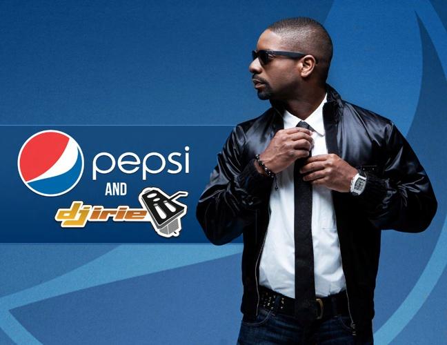 Irie Music + Pepsi Presentation