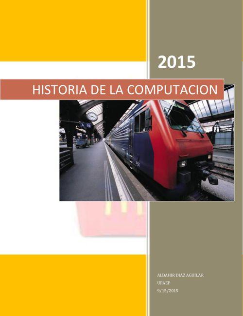 Historia de las computadoras(1) (1)