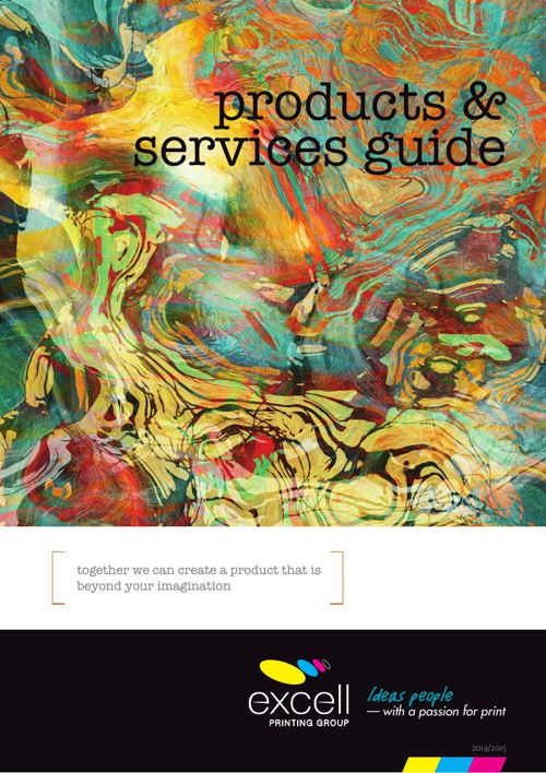 Product & Services Guide 2014/15