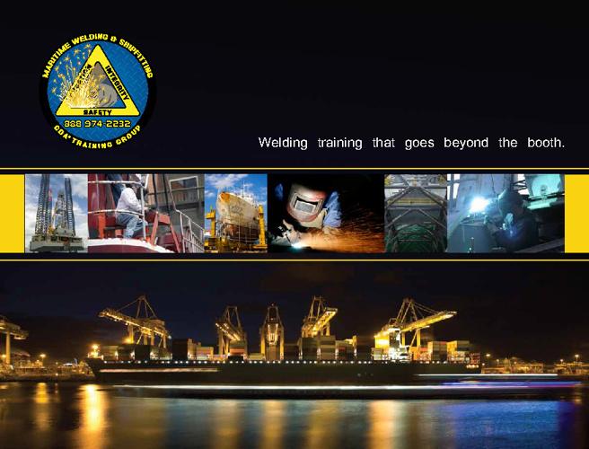 CDA Maritime Welding