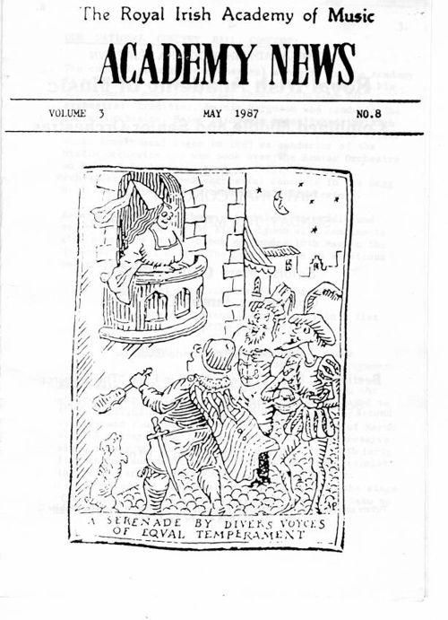 Academy News May 1987