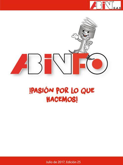 Abinfo No 25-Julio 2017