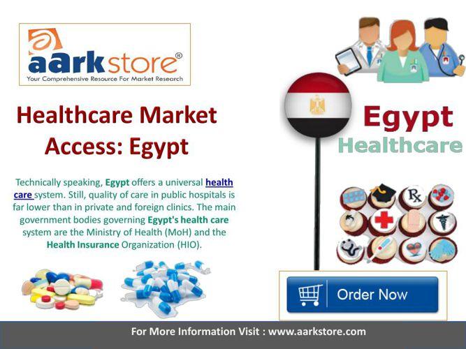 Aarkstore - Healthcare Market Access Egypt