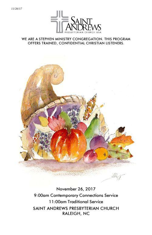 Sunday November 26