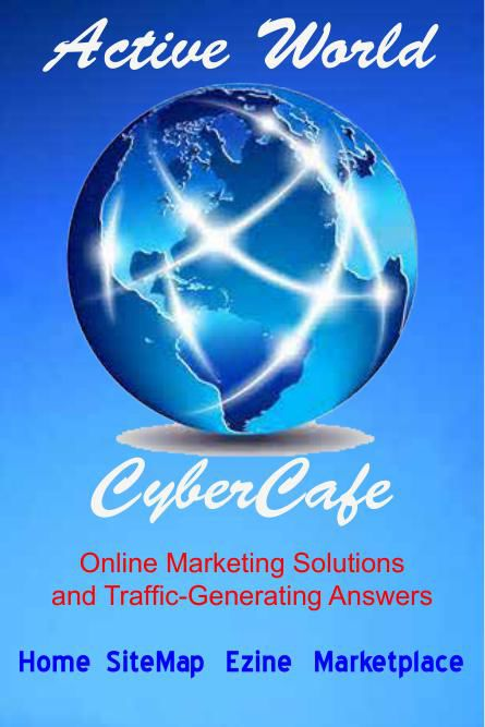 Active World Cyber Cafe