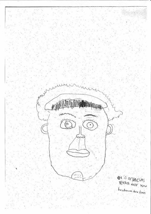 portrettekeningen deel 2