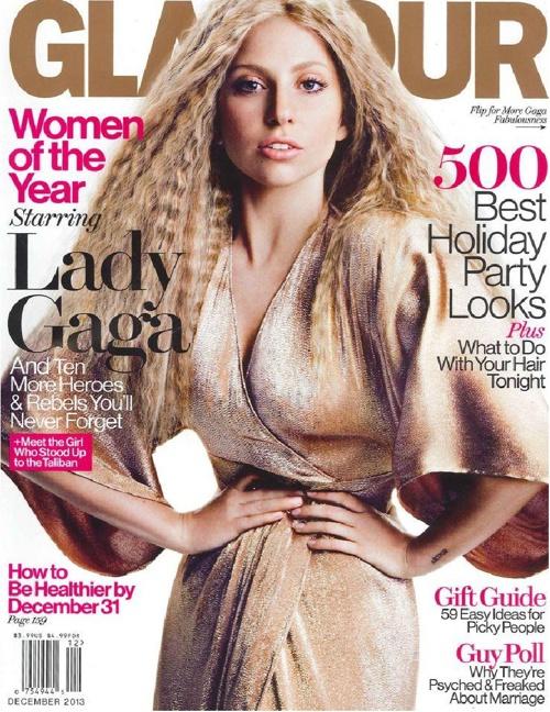 GLAMOUR Magazine (December 2013)