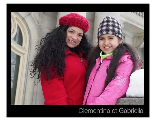 Copy of Clementina et Gabriella