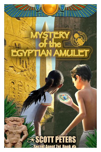 Mystery of the Egyptian Amulet - Sample