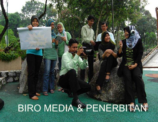 BIRO MEDIA & PENERBITAN