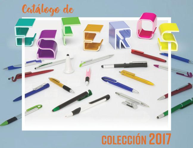Fusion Creativos - Catalogo Esferos 2017