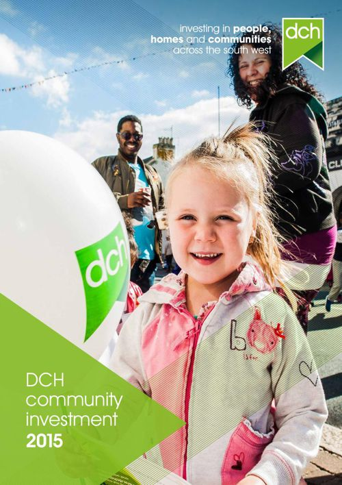 DCH Community Investment Review 2015