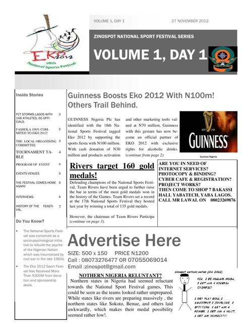 Eko 2012 Publication #1