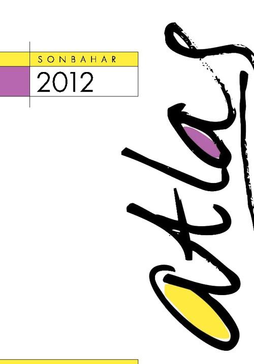Atlas Halı Sonbahar Kataloğu 2012