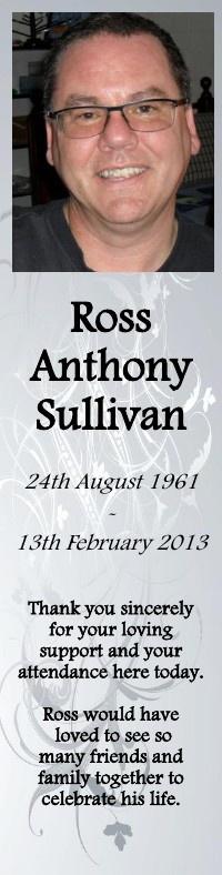 Ross Sullivan