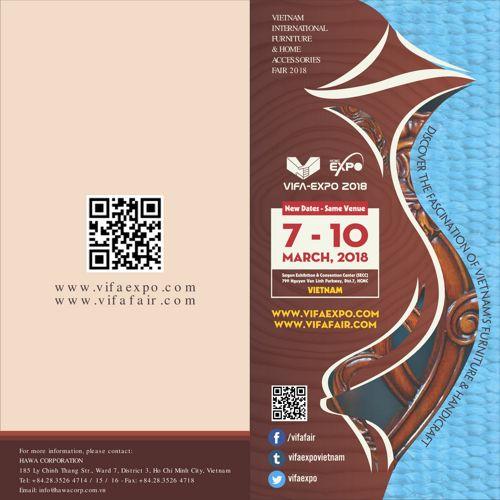 Brochure VIFA-EXPO 2018