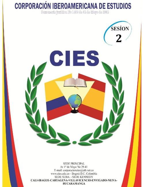 Ética y Valores Institucionales Sesión 2