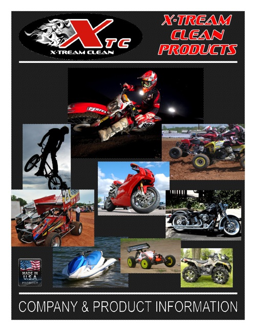 XTC Product Catalog