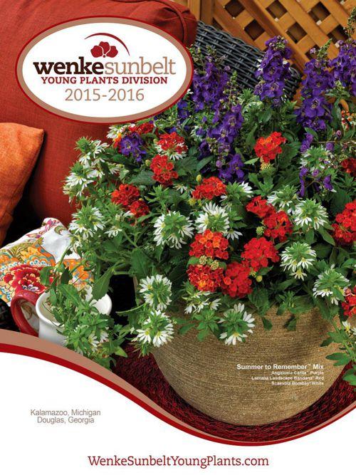 Wenke Sunbelt Young Plants Catalog 2015-2016