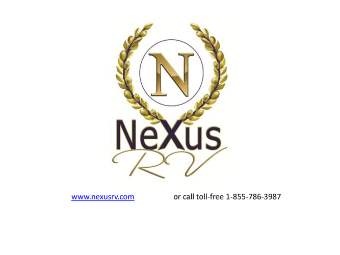 Used RVs and Motorhomes from NeXus RV - trade ins from new units