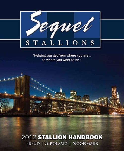 Sequel Stallions 2012 Handbook