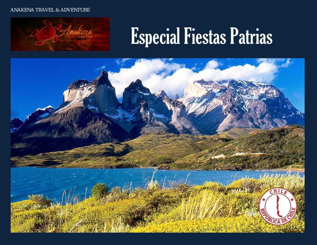 Especiales Fiestas Patrias 2014