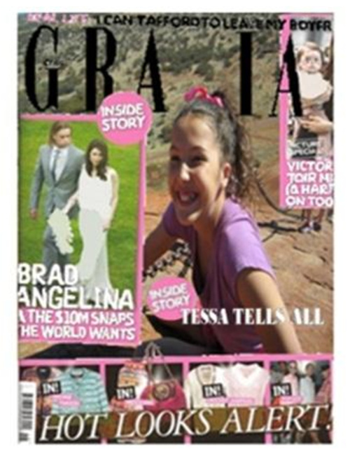 Grazia - Tessa Tells All