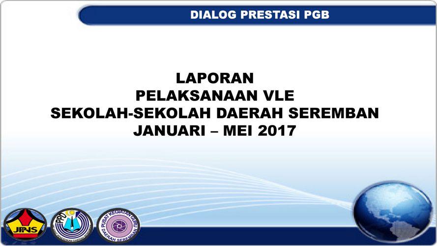 VLE Sbn_PGB