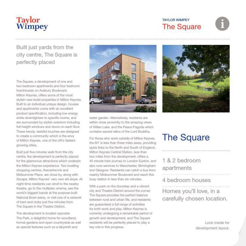 The Square, Milton Keynes