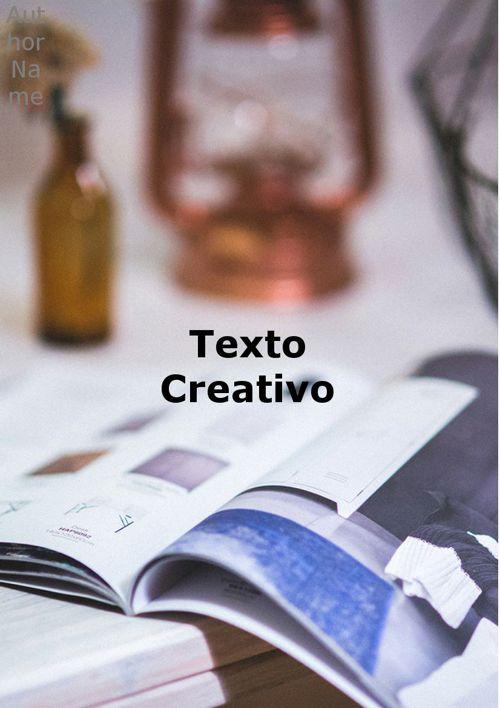 Texto Creativo rsg
