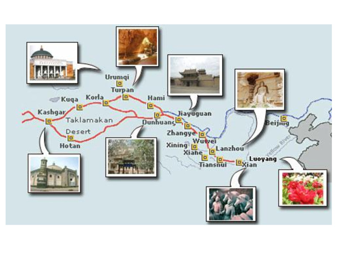 Silk Route Brochure - Block 1