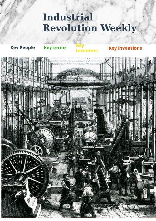 Industrial Revolution Magazine