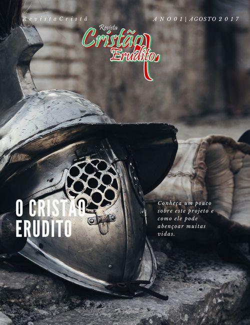 Apresentação Revista  Cristão Erudito