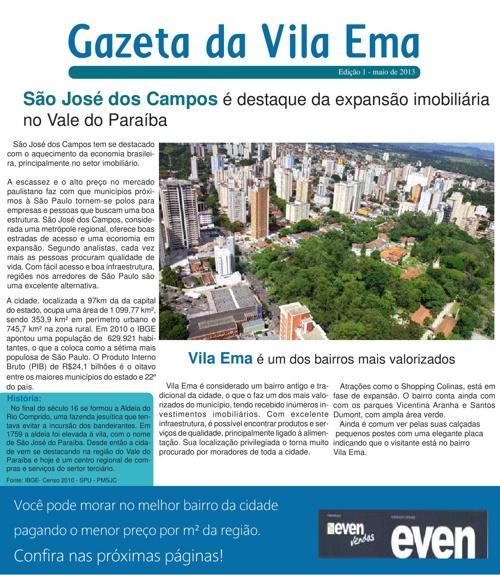 Even Vila Ema