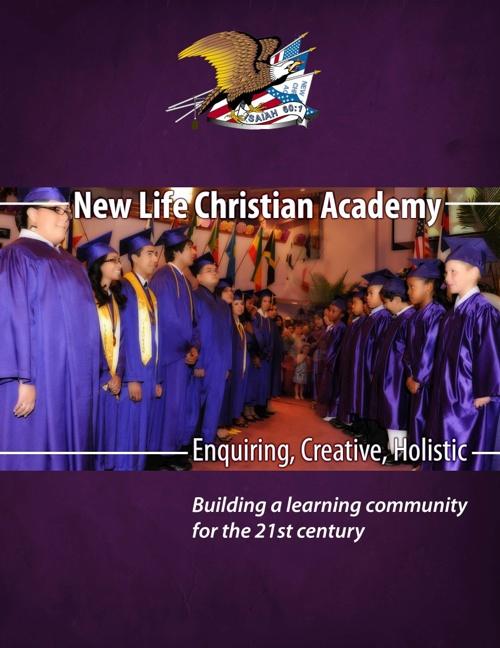 New Life Christian Academy Brochure