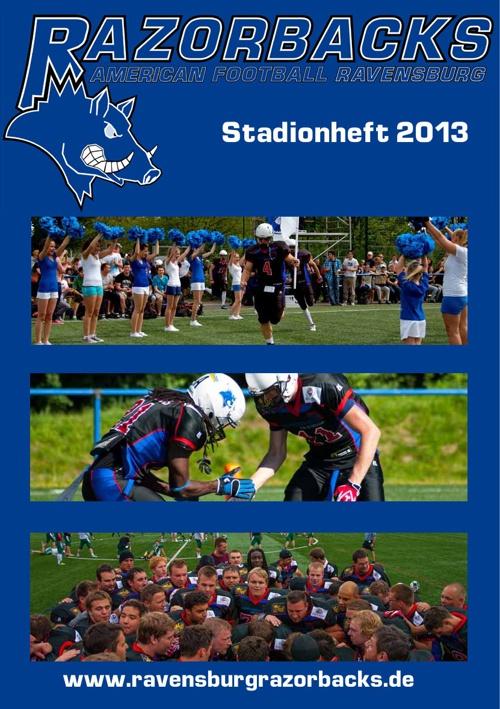 Stadionheft 2013