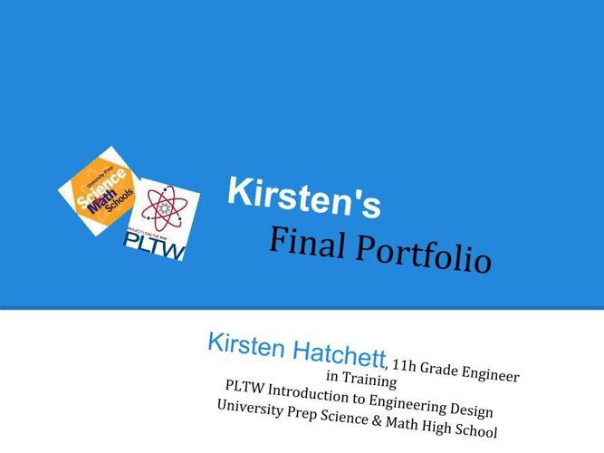 Kirsten Portfolio
