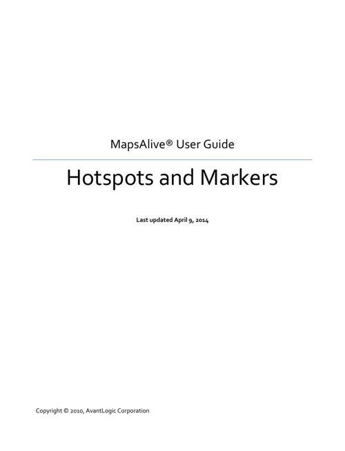 MapsAliveUserGuide_HotspotsAndMarkers