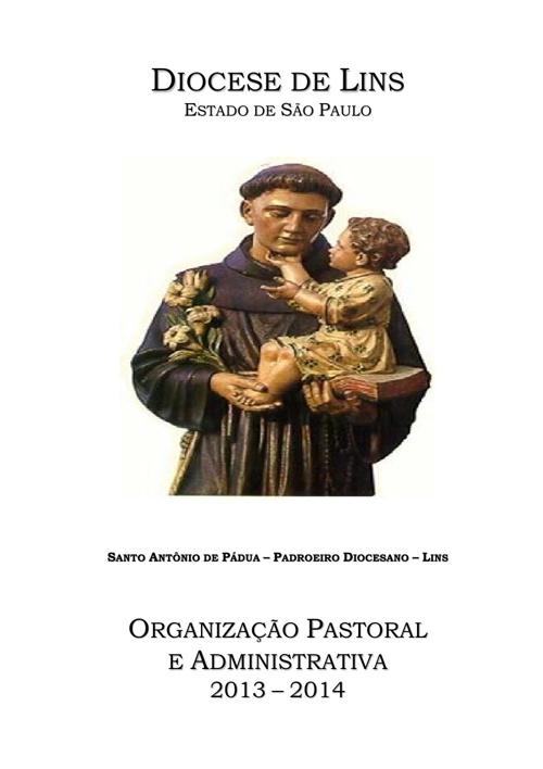 Elenco Diocesano - Lins - SP - Ano 2013