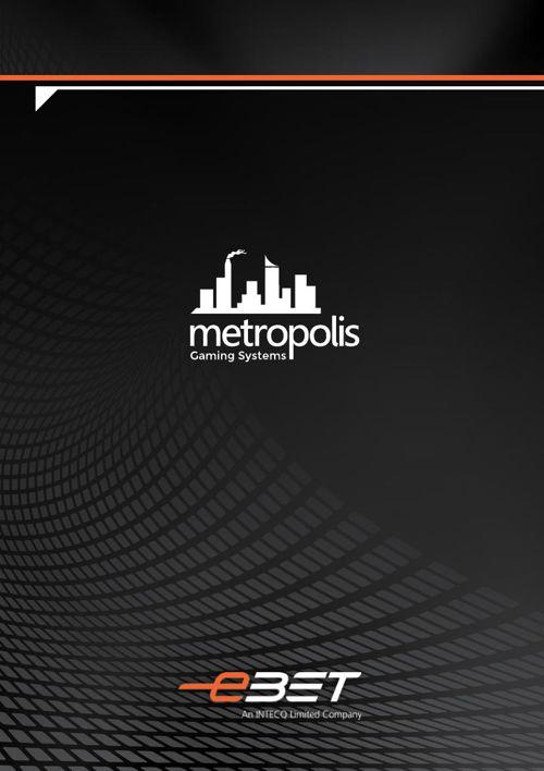 eBET Metropolis Brochure 2016