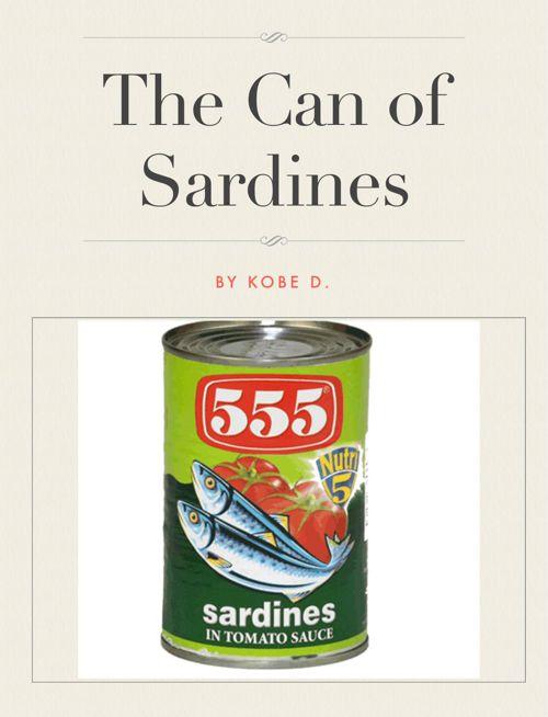 theCanofSardines
