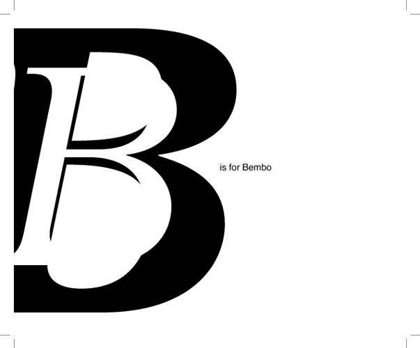 B is for Bembo