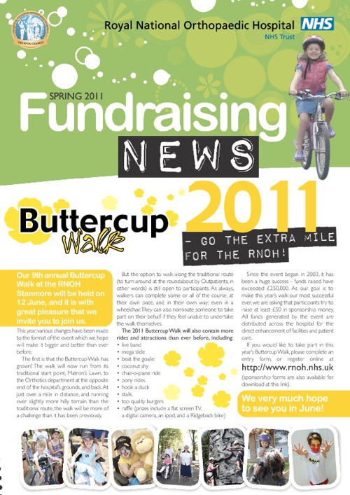 2011 Spring Newsletter
