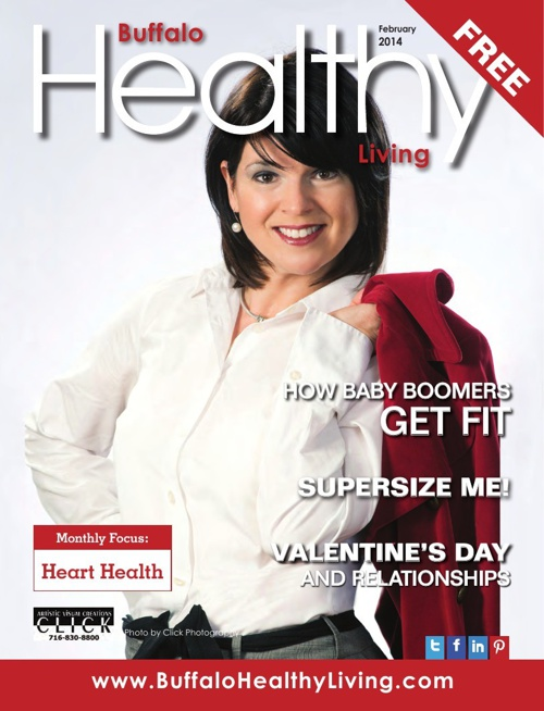 February 2014 Buffalo Healthy Living Magazine