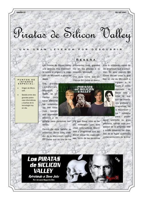 Piratas de Silicon Valley