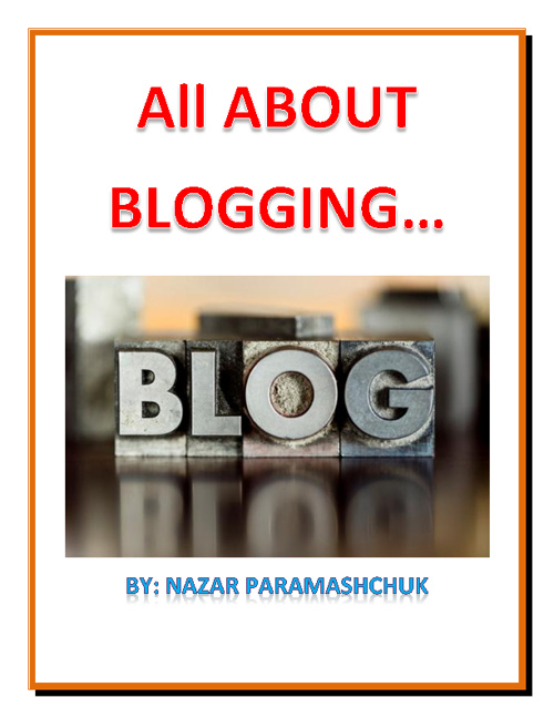 Blog Flip Book