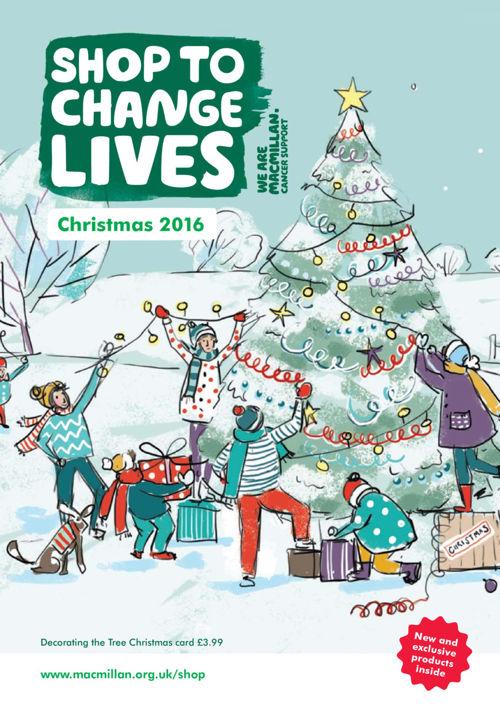 Macmillan Christmas Catalogue 2016